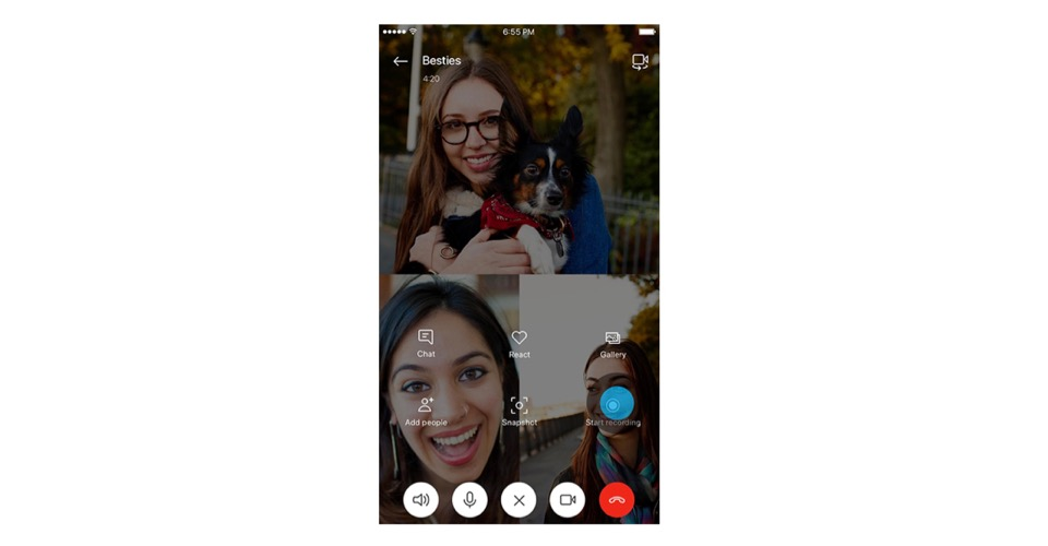skype 商用 版