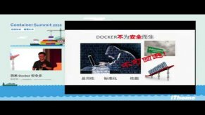 Embedded thumbnail for Container Summit 2016 - 洞悉Docker安全史