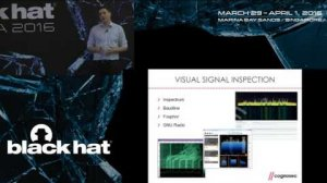 Embedded thumbnail for Let's See What's Out There - Mapping the Wireless IOT