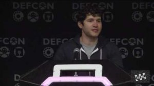 Embedded thumbnail for DEF CON 24 Conference - Jonathan Mayer, Panel - Meet the Feds