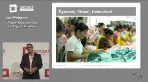 Embedded thumbnail for Digital Disciplines: Attaining Market Leadership through the Cloud