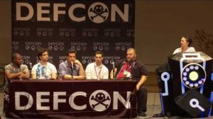 Embedded thumbnail for DEF CON 24 - Panel - MR ROBOT Panel