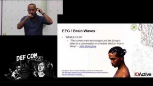 Embedded thumbnail for Brain Waves Surfing - (In)security in EEG