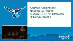 Embedded thumbnail for Deploying IPv6 in OpenStack Environments