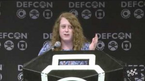 Embedded thumbnail for DEF CON 24 - Willa Cassandra Riggins, abyssknight - Esoteric Exfiltration