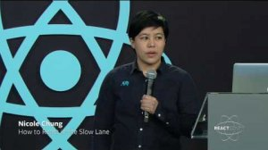Embedded thumbnail for Nicole Chung - How to React in the Slow Lane - React Conf 2017
