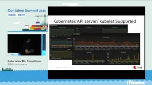 Embedded thumbnail for Container Summit 2016 - Kubernetes導入Prometheus