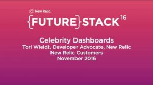 Embedded thumbnail for FutureStack16 SF: Celebrity Dashboards ft. AppFolio & Dow Jones